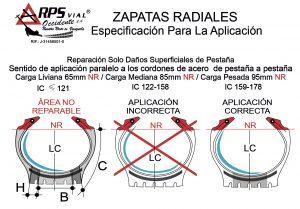 ESPECIFICACION-DE-APLICACION-ZAPATAS-RADIALES
